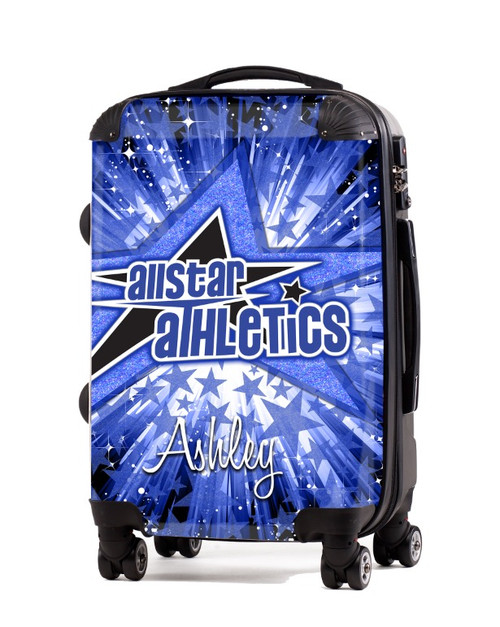 """All Star Athletics Illinois- 24"""" Check In Luggage"""