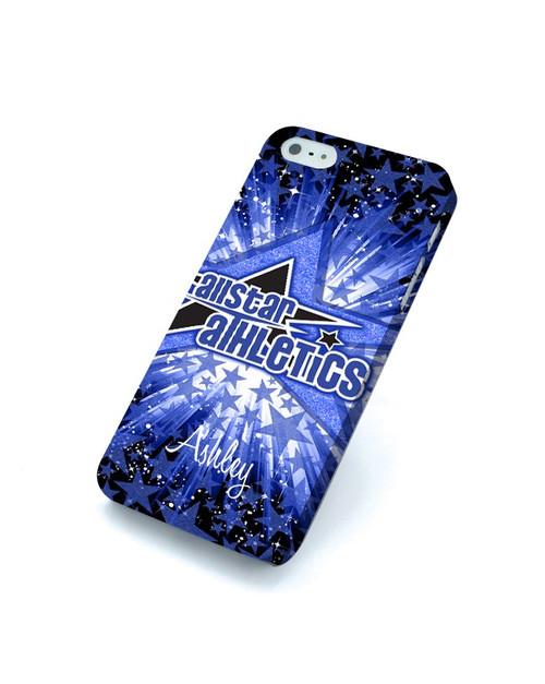 All Star Athletics Illinois- Phone Snap on Case