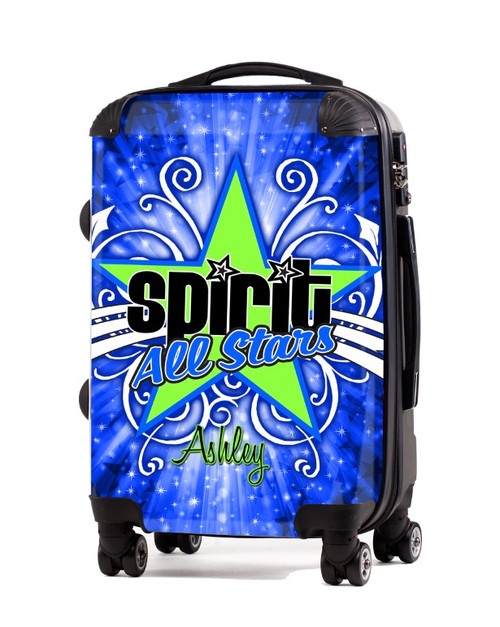"Spirit All Stars Illinois 20"" Carry-On Luggage"