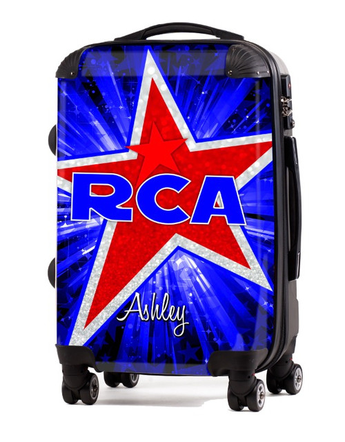 """River City Allstars Florida 20"""" Carry-On Luggage"""