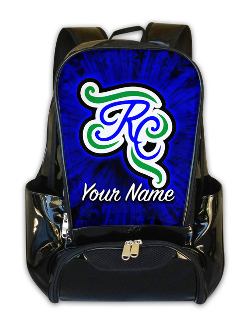 River Cities Gym -Personalized Backpack