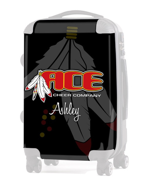 "Insert for Ace Cheer Company 20"" Carry-on Luggage Insert"