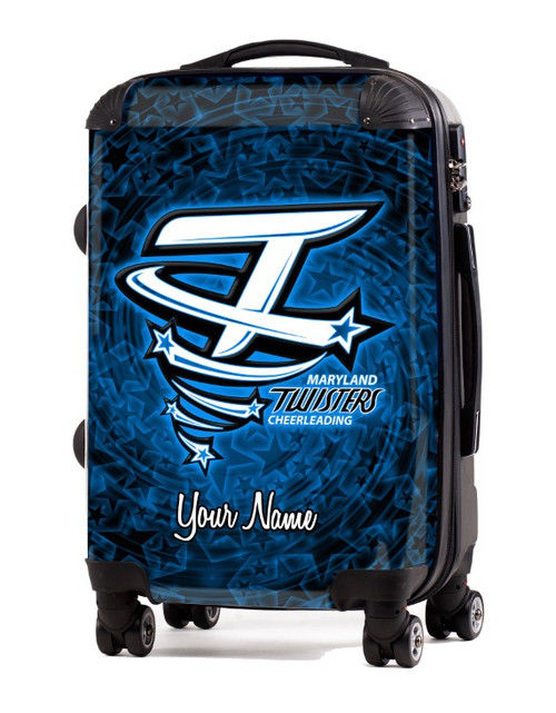 """Maryland Twisters 20"""" Carry-On Luggage"""