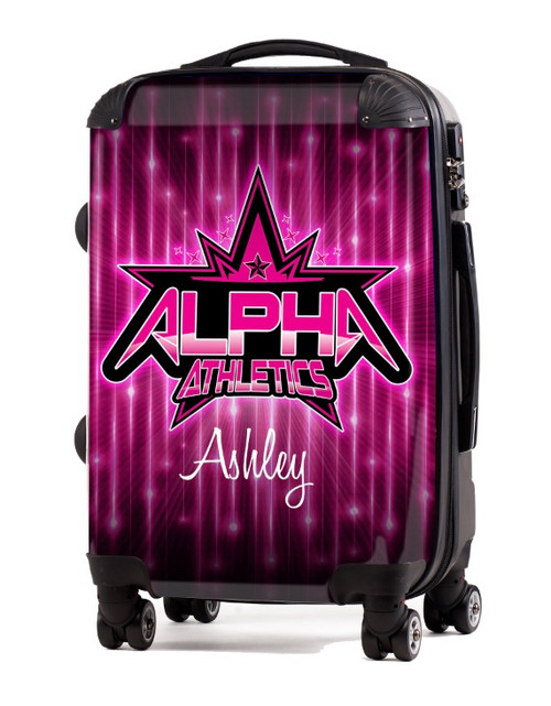 "Alpha Athletics 24"" Check In Luggage"