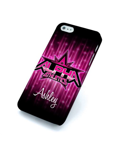 Alpha Athletics -Phone Snap on Case