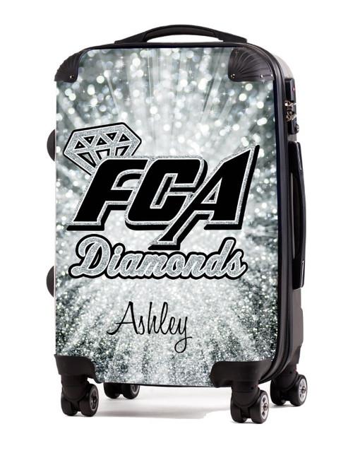 "FCA Diamonds- 20"" Carry-On Luggage"