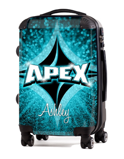 """Apex Cheer 24"""" Check In Luggage"""