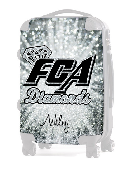 """INSERT for FCA Diamonds 20"""" Carry-on Luggage"""