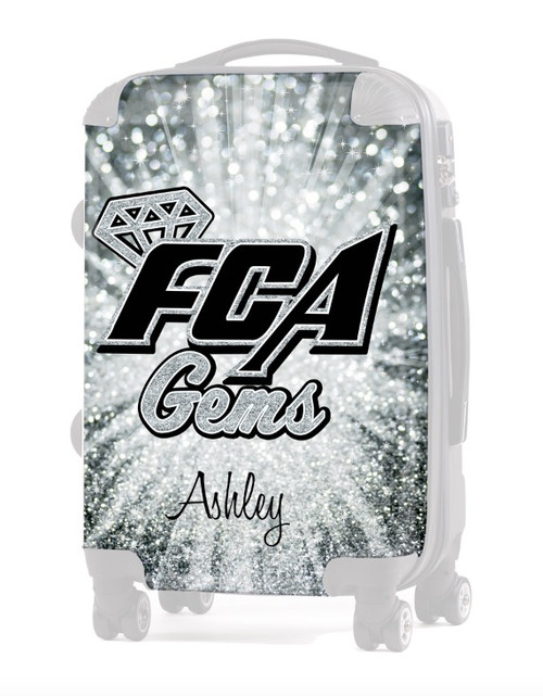 """INSERT for FCA Onyx 20"""" Carry-on Luggage"""