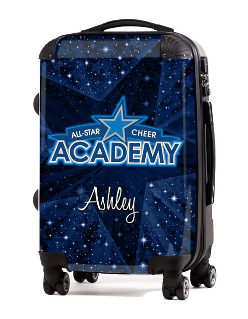 """All-Star Cheer Academy 24"""" Check In Luggage"""