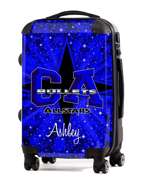 "California Allstars V2- 20"" Carry-On Luggage"