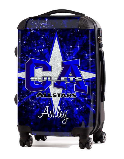 "California Allstars V3- 20"" Carry-On Luggage"