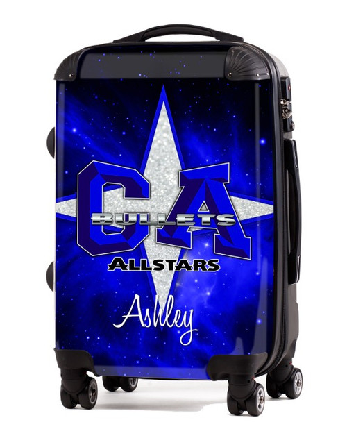 "California Allstars V4- 20"" Carry-On Luggage"