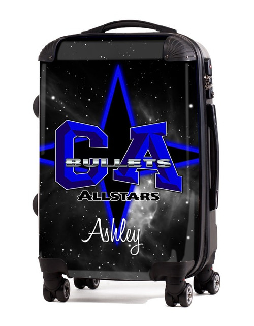 "California Allstars V5- 20"" Carry-On Luggage"