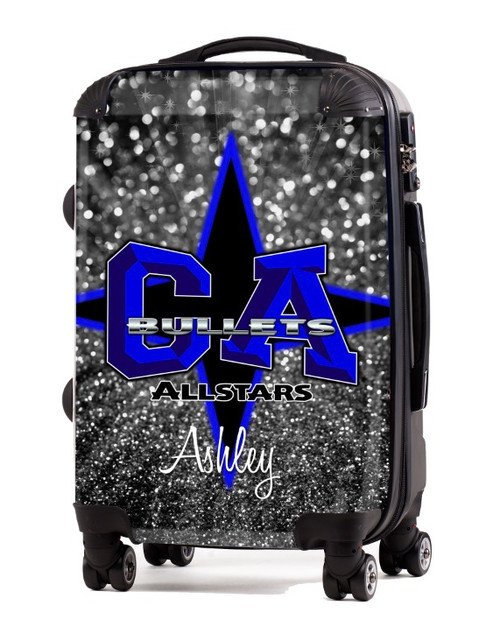 "California Allstars V6- 20"" Carry-On Luggage"