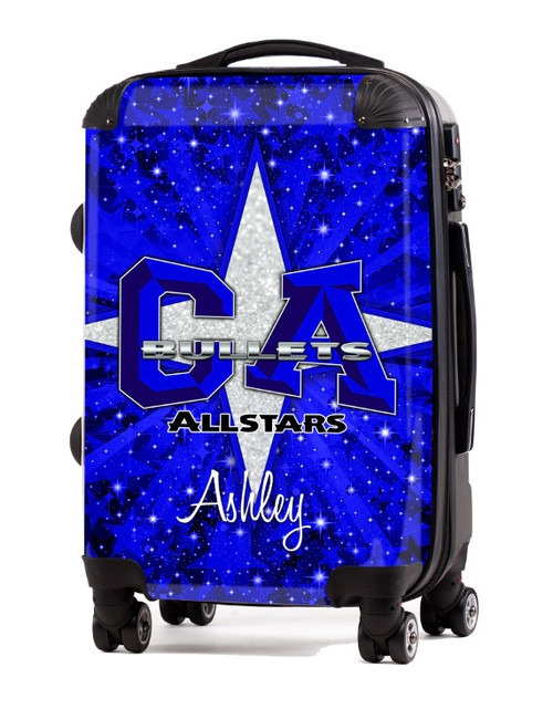 "California Allstars V1- 24"" Check In Luggage"