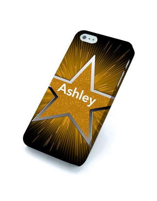 Yellow Blast 2- Phone Snap on Case