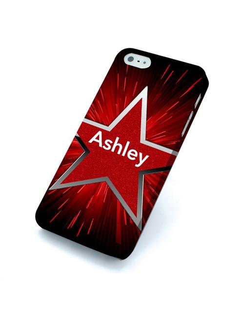 Red Blast 2 - Phone Snap on Case