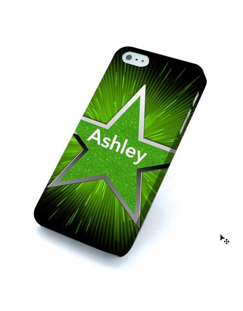 Green Blast 2 - Phone Snap on Case