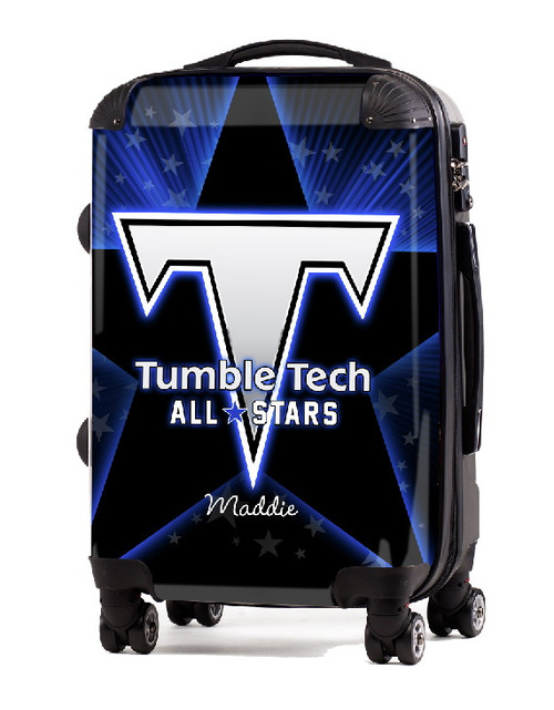 """Tumble Tech All Stars 20"""" Carry-on Luggage"""