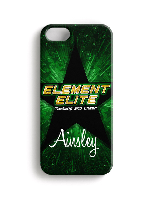 Element Elite Cheer -Phone Snap on Case