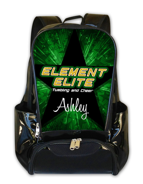 Element Elite Cheer Personalized Backpack