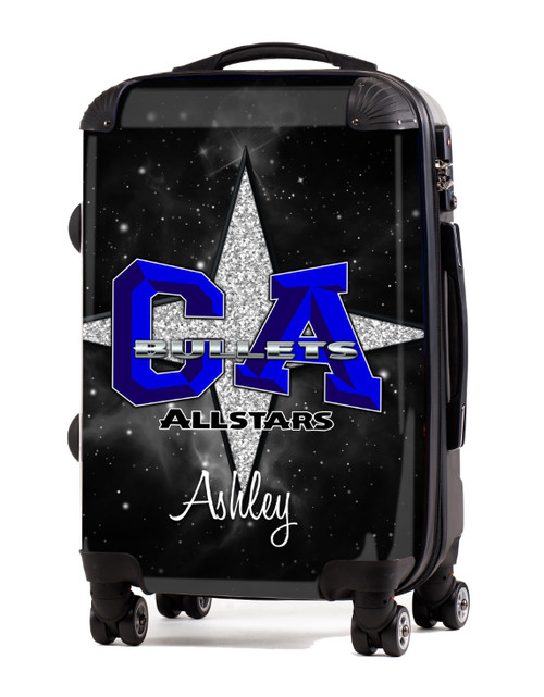 "California Allstars V0- 20"" Carry-On Luggage"