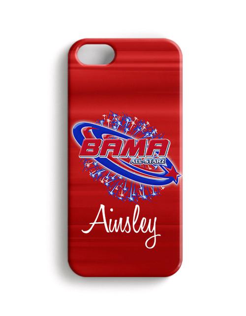 Bama Allstarz -Phone Snap on Case