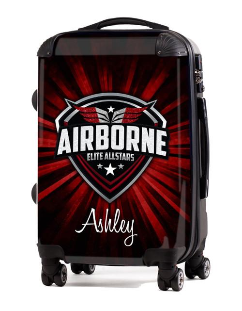 "Airborne Elite Allstars 24"" Check In Luggage"