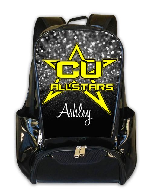 Clovis United Allstars Personalized Backpack