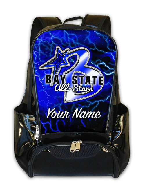 Bay State All Stars Cheer Personalized Backpack