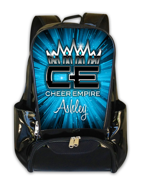 Cheer Empire-Maryland Personalized Backpack