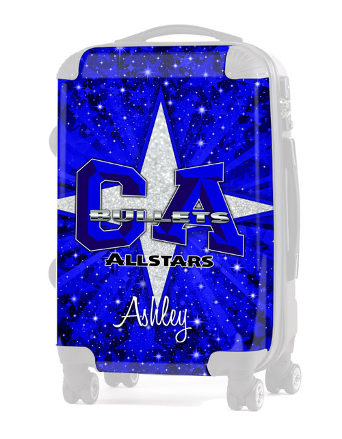 "Replacement Insert for California Allstars V1- 20"" Carry-on Luggage"