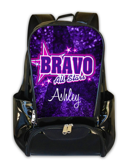 Bravo All Stars  Personalized Backpack