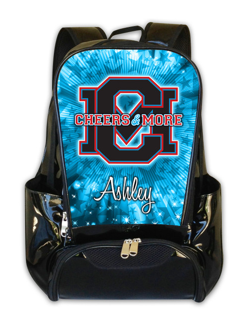 Cheers and More Personalized Backpack