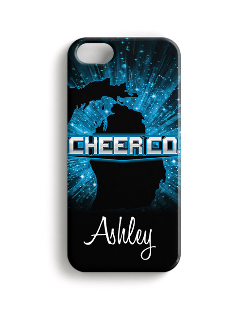Cheer Co of Michigan  - Phone Case
