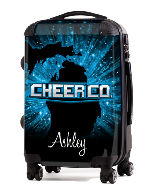 Cheer Co of Michigan Carry-On Luggage