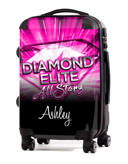 """Diamond Elite Allstars 20"""" Carry-On Luggage"""