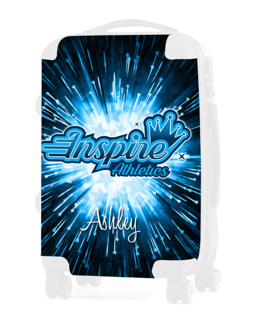 """Replacement Insert Inspire Athletics Cheer 24"""" Check-in Luggage"""
