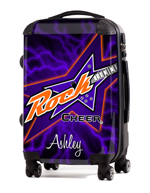 """Rockstar Cheer 20"""" Carry-On Luggage"""