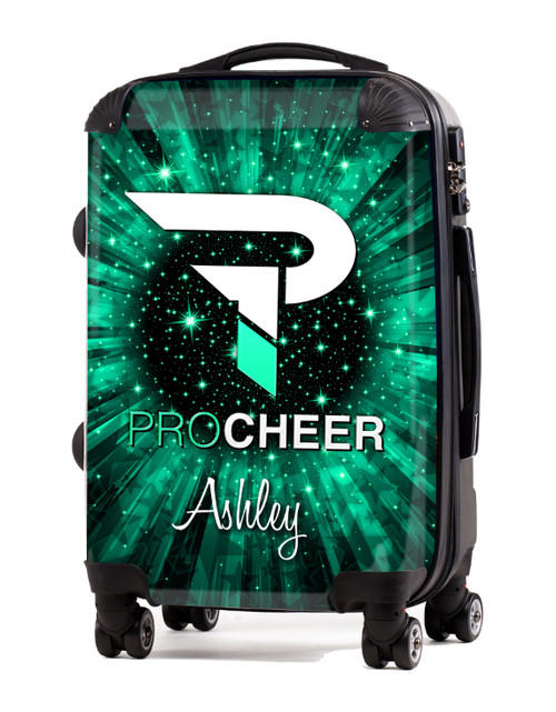 """Pro Cheer Austin 20"""" Carry-On Luggage"""
