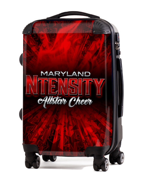 """Ntensity Allstar Cheer Maryland 20"""" Carry-On Luggage"""