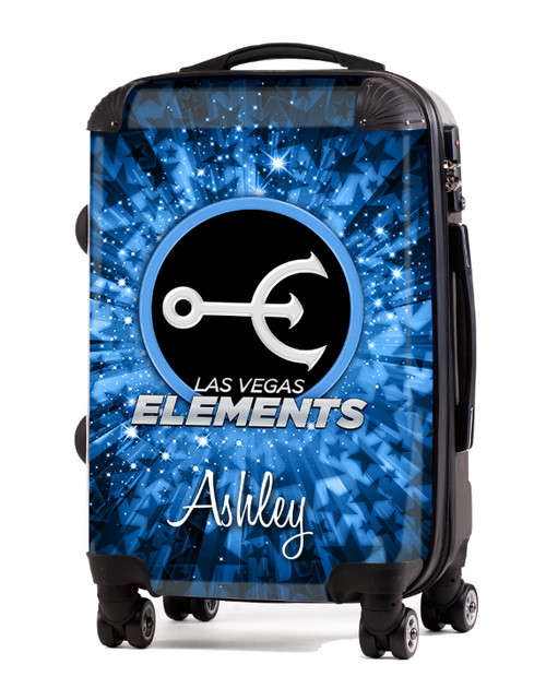 """Las Vegas Elements 20"""" Carry-On Luggage"""