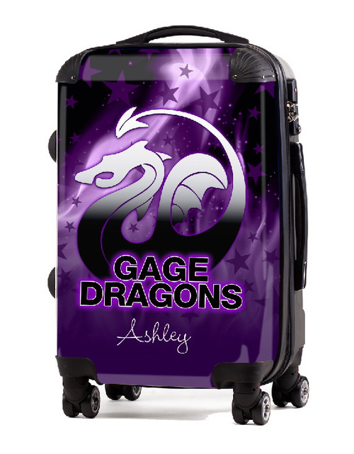 "Gage All Star Cheer 20"" Carry-On Luggage"