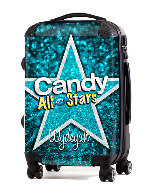 """Candy Elite AllStars 20"""" Carry-On Luggage"""