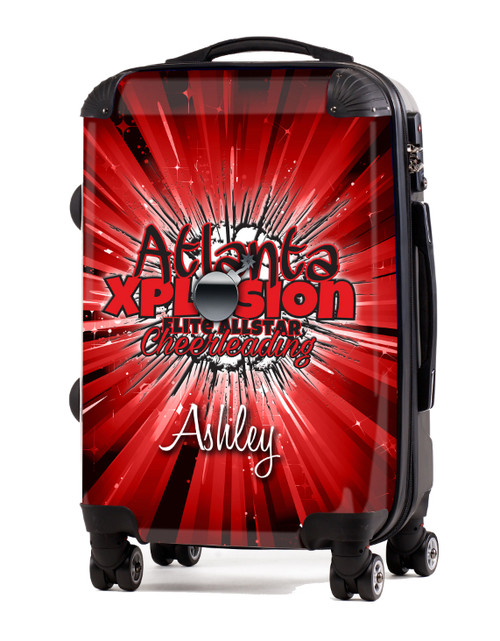 "Atlanta Xplosion Elite 20"" Carry-On Luggage"