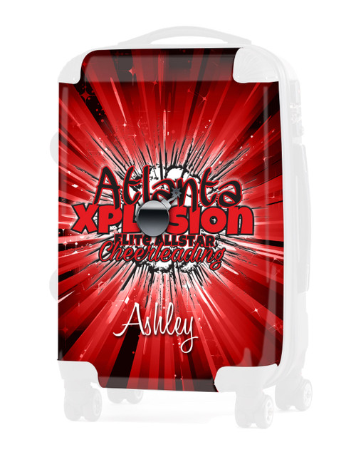 """Replacement Insert for Atlanta Xplosion Elite-24"""" Check-in Luggage"""