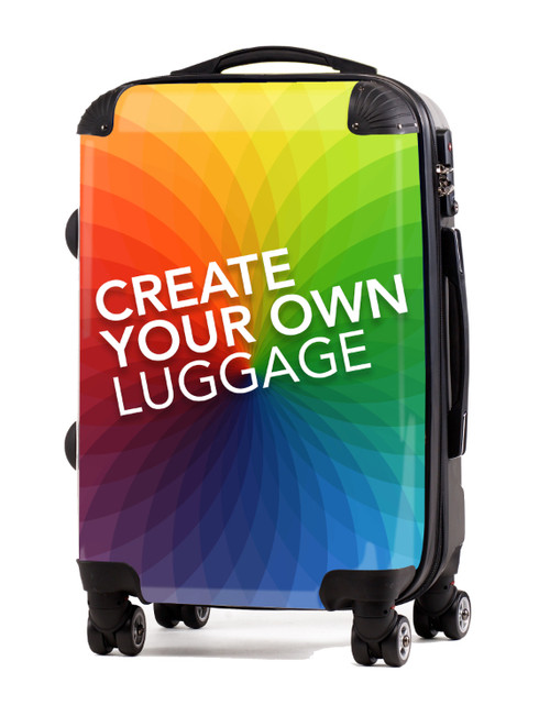 """Create a New Personalized 20"""" Check In Luggage"""