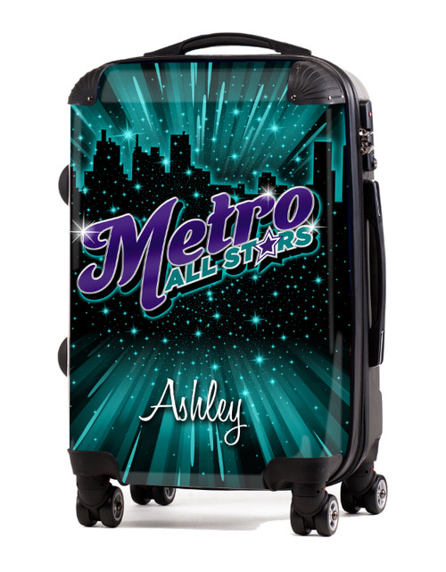 """Metro All Stars  20"""" Carry-On Luggage"""