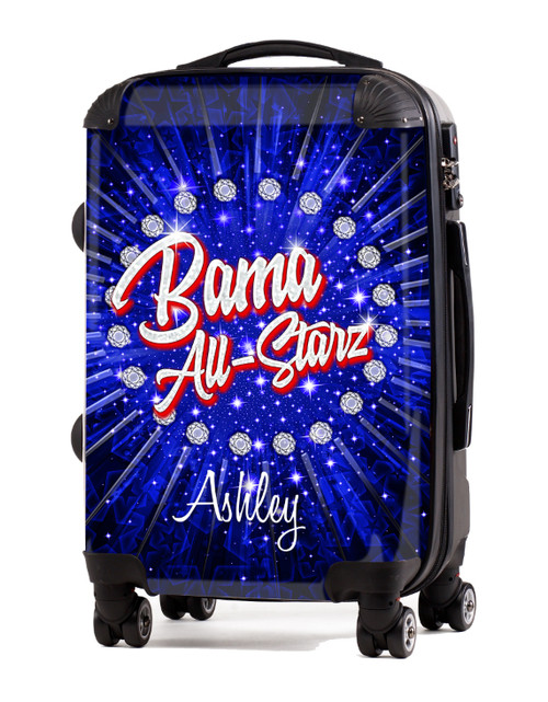 """Bama Allstarz - Blue 20"""" Carry-On Luggage"""